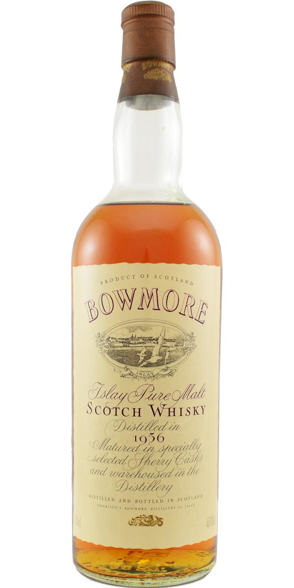 Bowmore 1956
