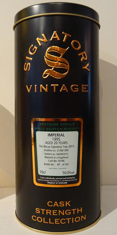 Imperial 1995 SV
