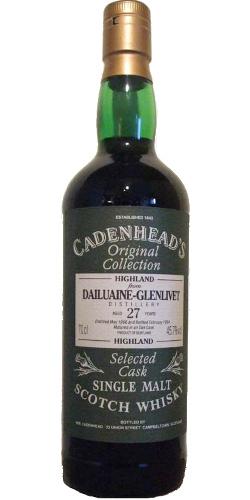 Dailuaine 1966 CA