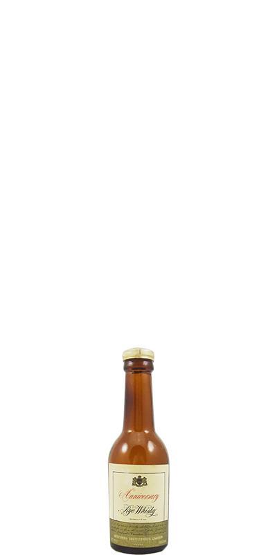 Anniversary Rye Whisky