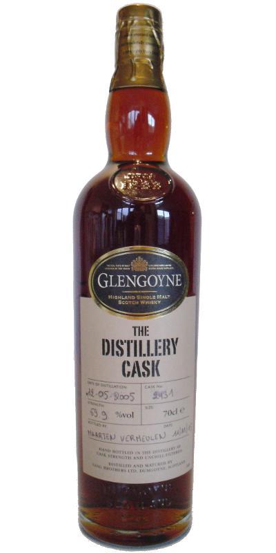 Glengoyne 2005