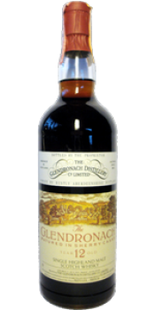 Glendronach 12-year-old Sherry