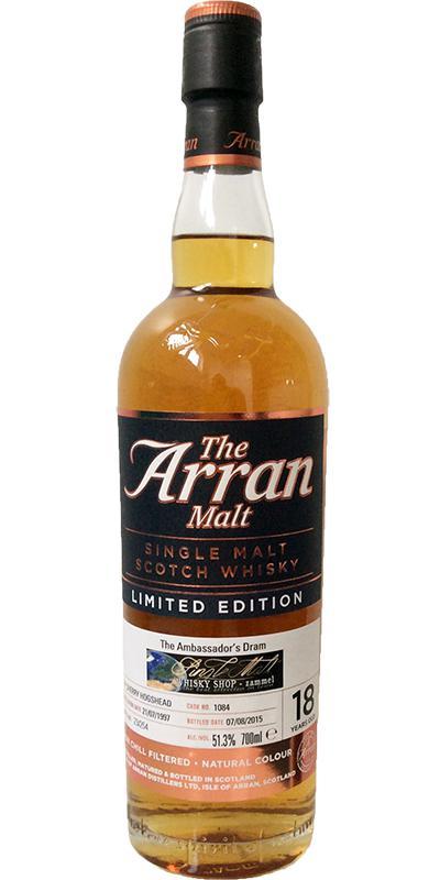 Arran 1997 - The Ambassador's Dram