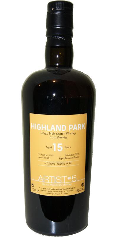 Highland Park 1999 LMDW