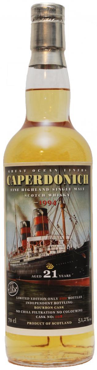 Caperdonich 1994 JW