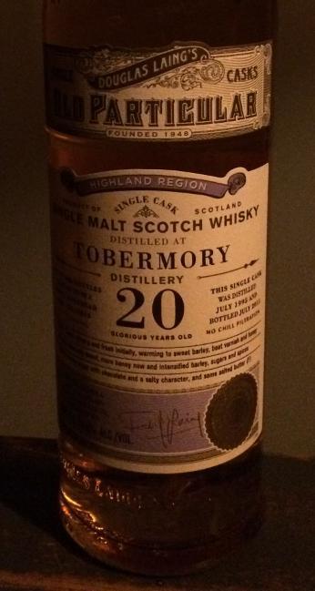 Tobermory 1995 DL