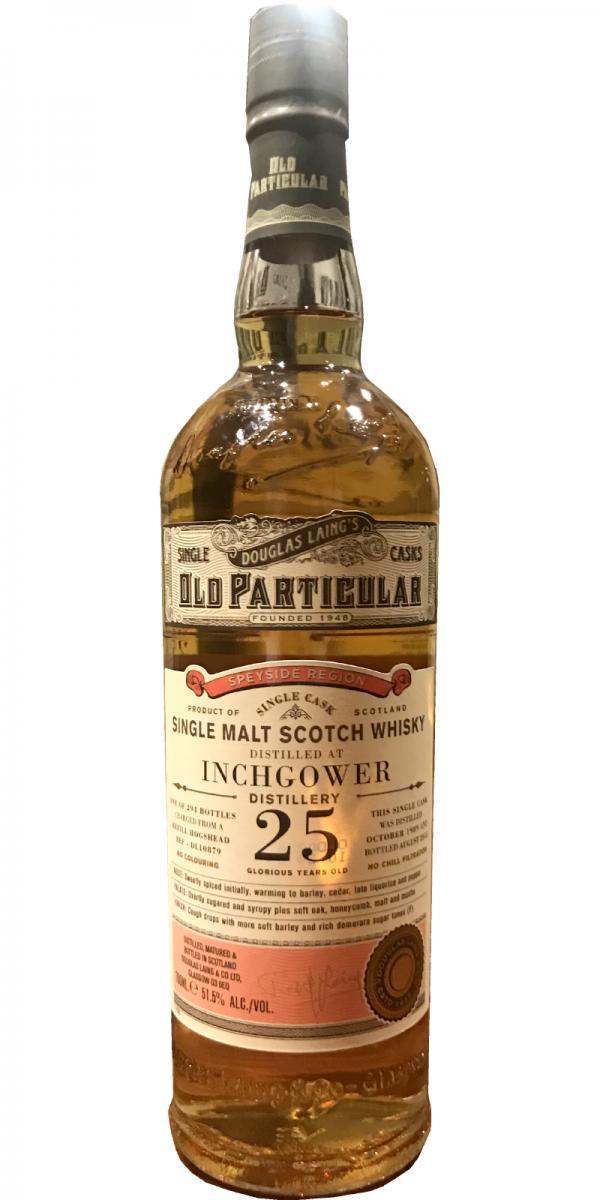Inchgower 1989 DL