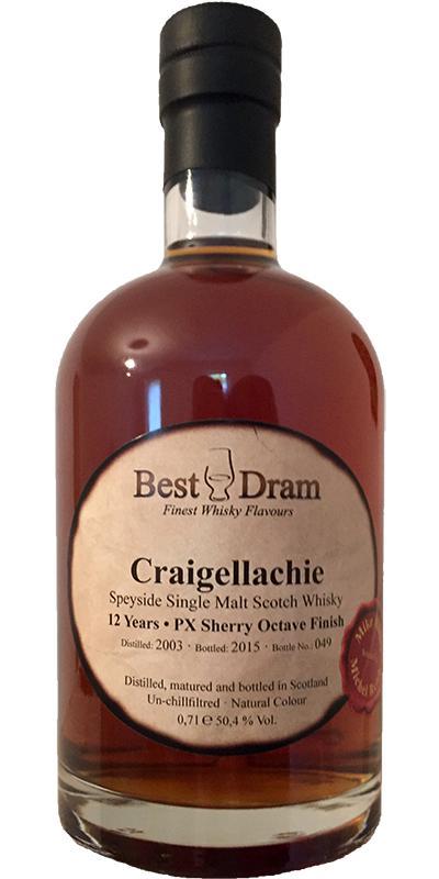 Craigellachie 2003 BD