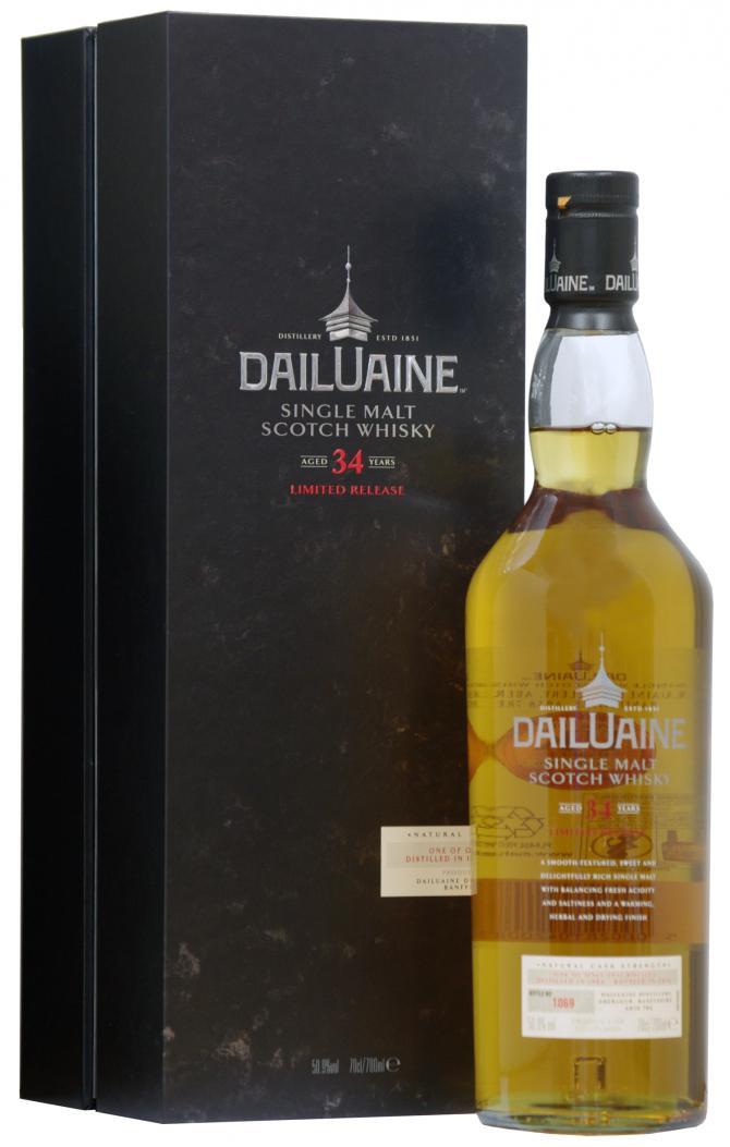 Dailuaine 1980