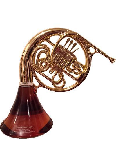 Hibiki French Horn Decanter