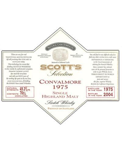 Convalmore 1975 Sc