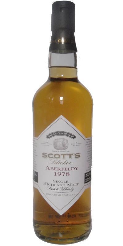 Aberfeldy 1978 Sc