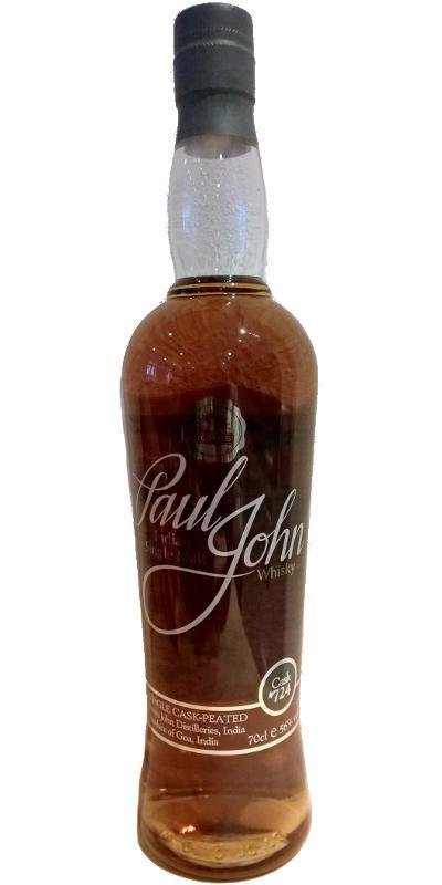 Paul John Single Cask - Peated