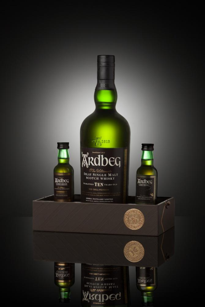 Ardbeg Ten - Exploration Pack