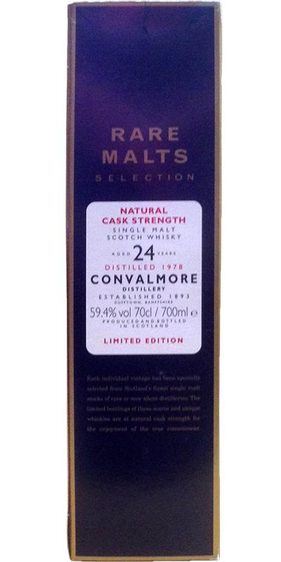 Convalmore 1978