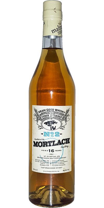Mortlach 1998 C&T