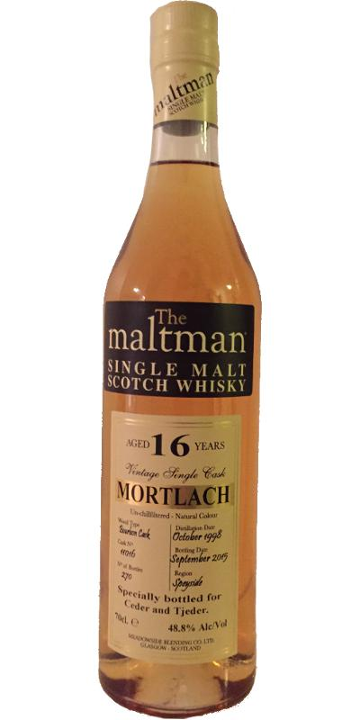 Mortlach 1998 C&T