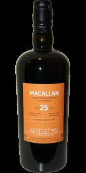 Macallan 1989 LMDW