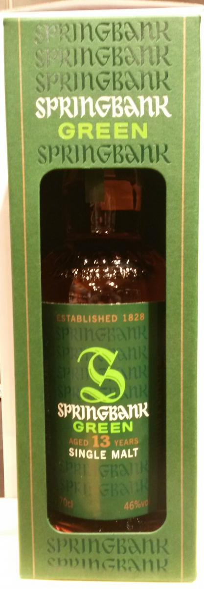 Springbank 13-year-old