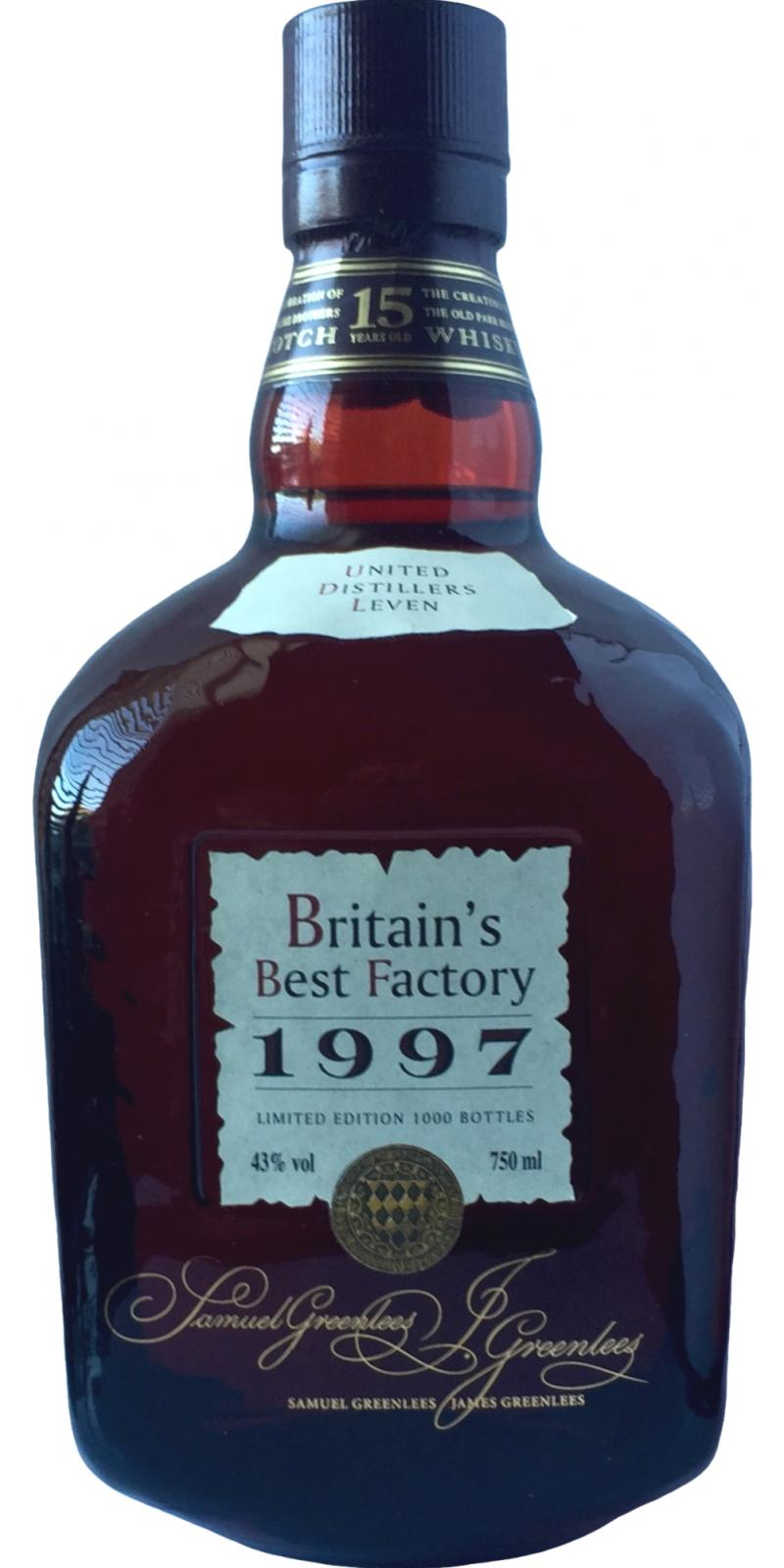 Britain's Best Factory 15-year-old
