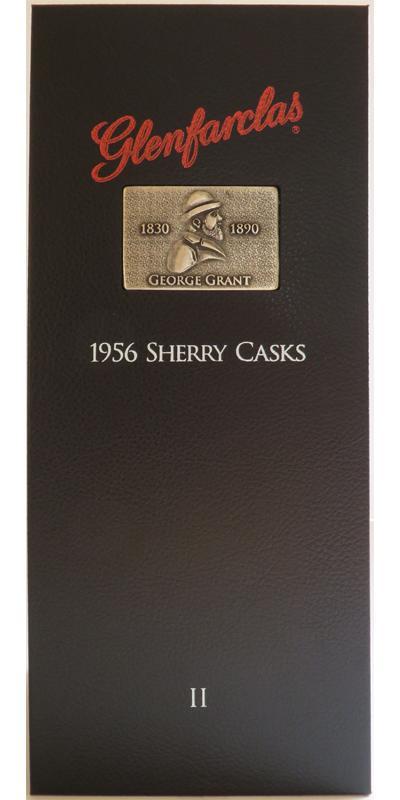Glenfarclas 1956 Sherry Casks