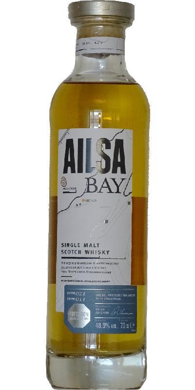 Ailsa Bay NAS