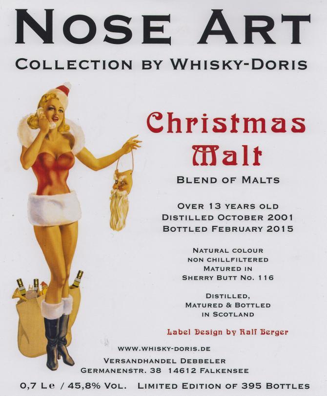 Christmas Malt 2001 WD