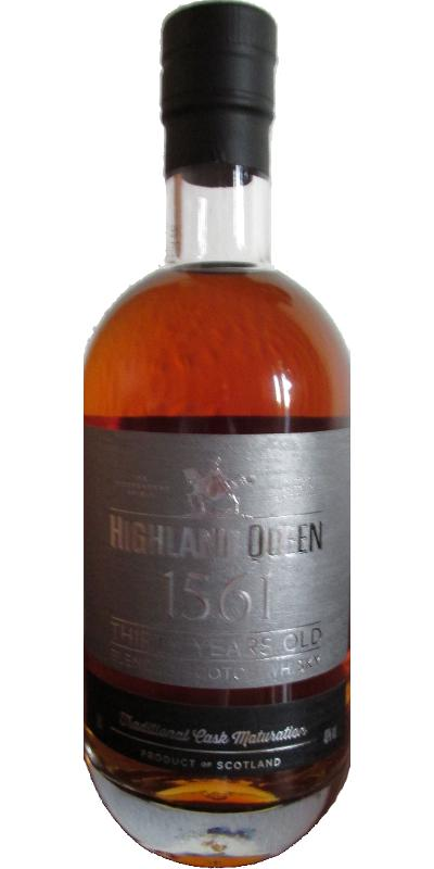 Highland Queen 30-year-old HQSW
