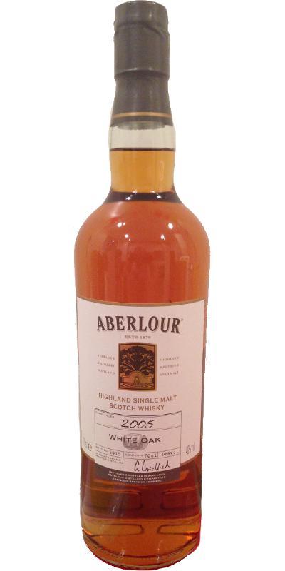 Aberlour 2005