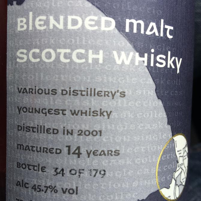 Blended Malt 14-year-old KiW