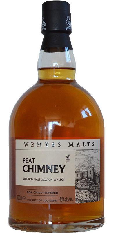 Peat Chimney NAS Wy