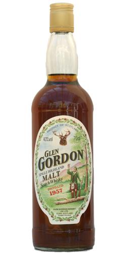 Glen Gordon 1957