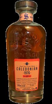Caledonian 1976 SV