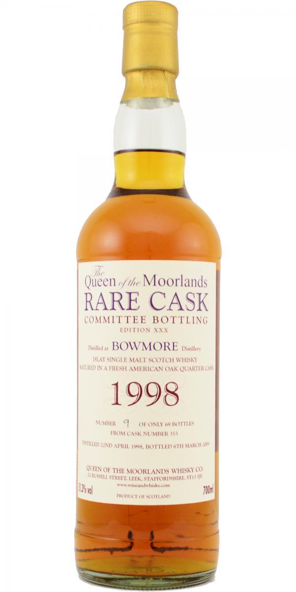 Bowmore 1998 QM