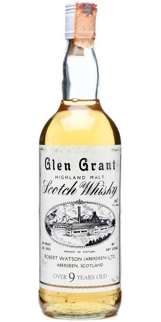 Glen Grant 09-year-old RW