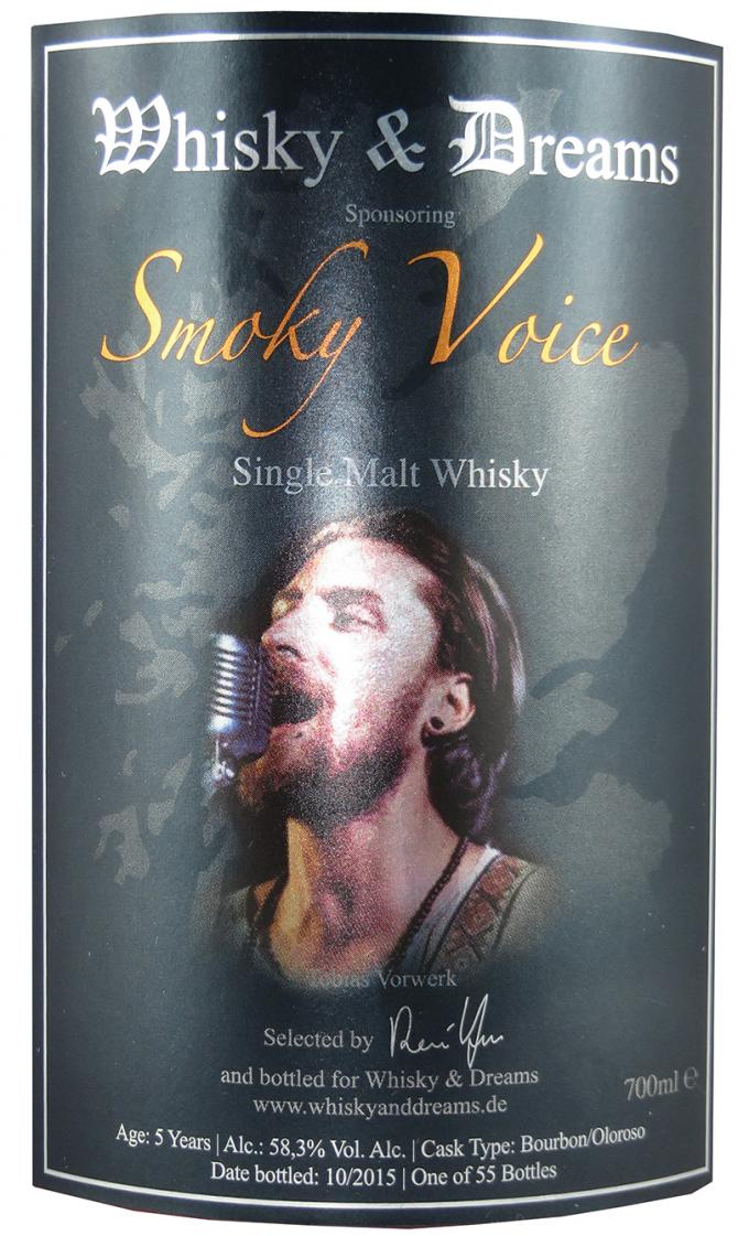 Smoky Voice 05-year-old W&D