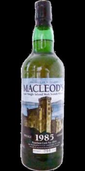 Macleod's 1985 IM Vintage