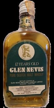 Glen Nevis 12-year-old