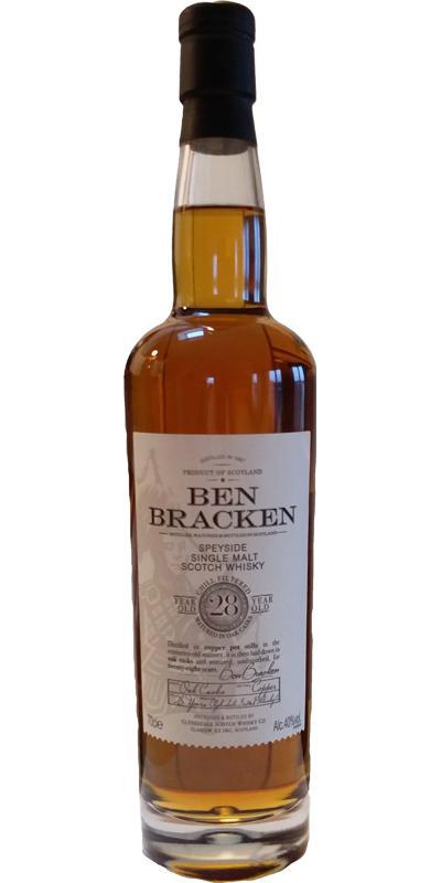 Ben Bracken 1987 Cd