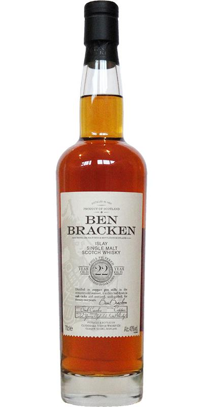 Ben Bracken 1992 Cd