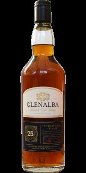 Glenalba 25-year-old Cd