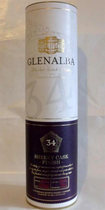 Glenalba 34-year-old Cd
