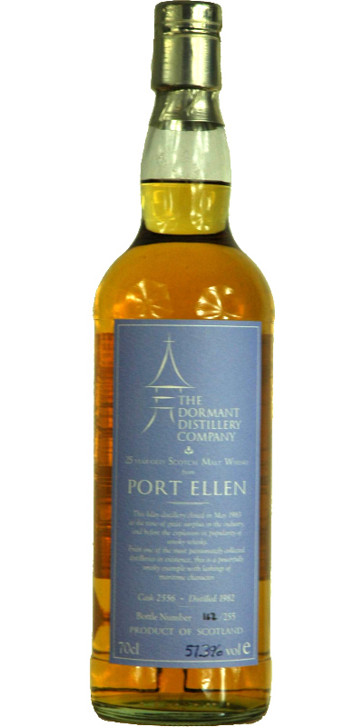 Port Ellen 1982 RM