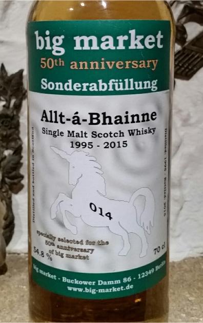 Allt-a-Bhainne 1995 BM