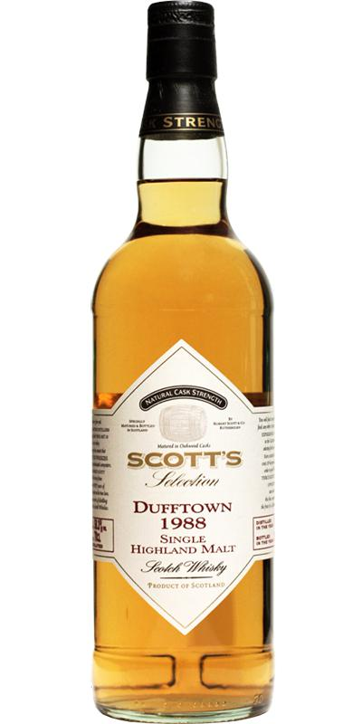 Dufftown 1988 Sc