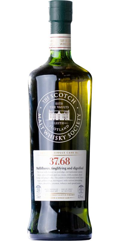 Cragganmore 1987 SMWS 37.68