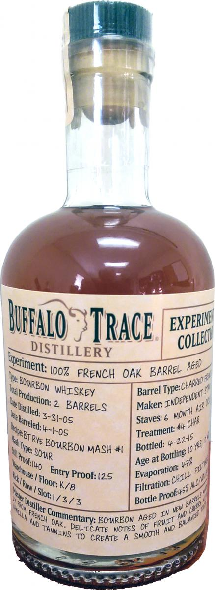 Buffalo Trace Experimental Collection - French Oak