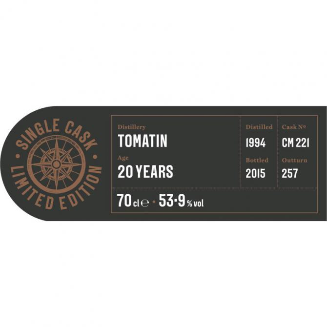 Tomatin 1994 HMcD