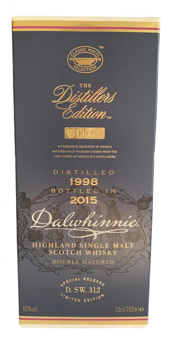 Dalwhinnie 1998
