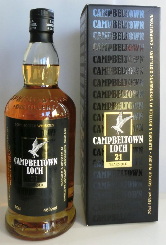 Campbeltown Loch 21-year-old SpD